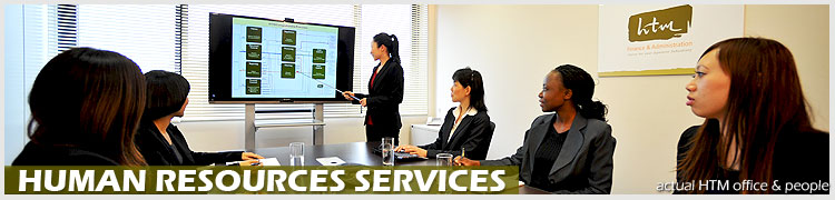 Human resources services for Japan - HTM Tokyo